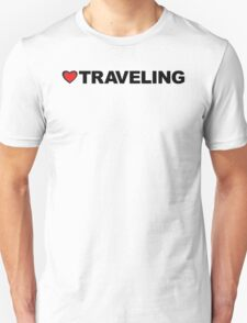 Love Traveling T-Shirt