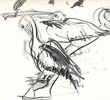 Busy Birds by WoolleyWorld