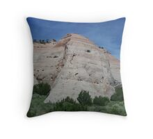slope Throw Pillow