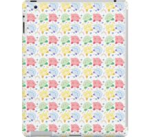 Rainbow Kirbies iPad Case/Skin