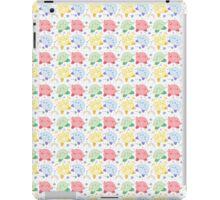 Rainbow Kirbies iPad Case/Skin