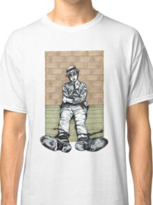 Harold Lloyd One of Those Days Drawing Classic T-Shirt