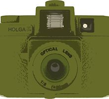 Holga 120  by redcow