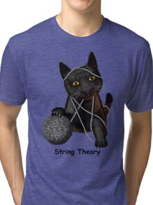 String Theory  Tri-blend T-Shirt