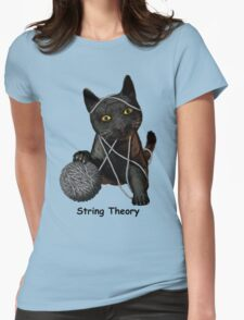 String Theory  Womens Fitted T-Shirt