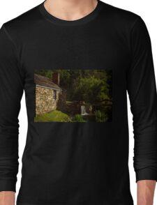 Waterloo Canal Lock Long Sleeve T-Shirt