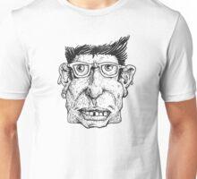Ink Face Freak Unisex T-Shirt
