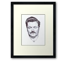 this is an excellent rectangle Framed Print