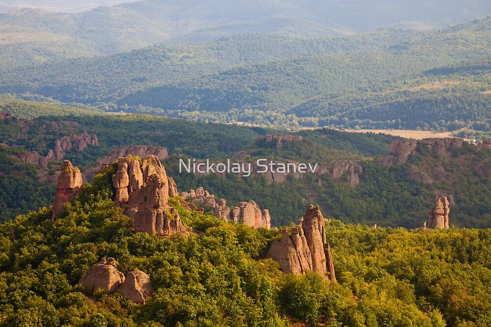 Belogradchik Rocks by Nickolay Stanev