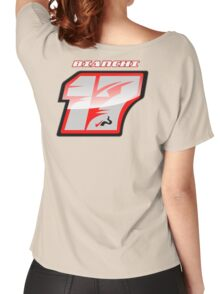 Jules BIANCHI_2014_#17_Helmet Women's Relaxed Fit T-Shirt