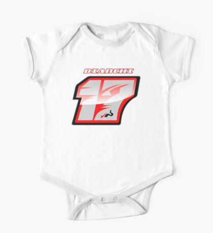Jules BIANCHI_2014_#17_Helmet One Piece - Short Sleeve