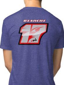 Jules BIANCHI_2014_#17_Helmet Tri-blend T-Shirt