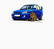 Subaru Impreza (2003-06) Blue T-Shirt
