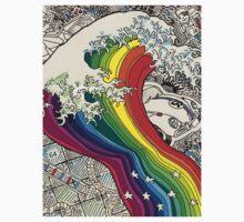 Surf Doodle by Steve Lambert