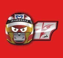 Jules BIANCHI_2014_Helmet by Cirebox