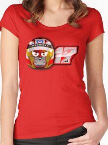 Jules BIANCHI_2014_Helmet Women's Fitted Scoop T-Shirt