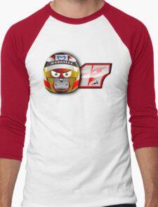 Jules BIANCHI_2014_Helmet Men's Baseball ¾ T-Shirt