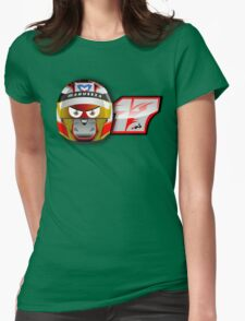 Jules BIANCHI_2014_Helmet Womens Fitted T-Shirt