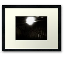ALL OR NOTHING AT ALL 2 of 12 Framed Print