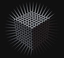 Holy cube - black T-Shirt