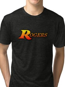 Rogers Drums Tri-blend T-Shirt