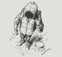 Ink Hooded Hiker by Niwerin