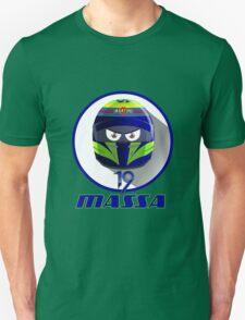 FELIPE MASSA_2014_HELMET #19 Unisex T-Shirt