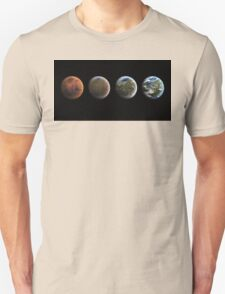 Road To The Red Planet Unisex T-Shirt