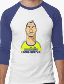 Zlatan Sweden Men's Baseball ¾ T-Shirt