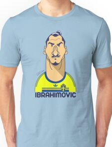 Zlatan Sweden Unisex T-Shirt