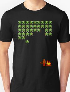 Zombie Invaders Unisex T-Shirt