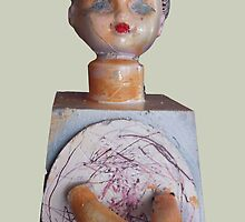 inner child, 2010 by Thelma Van Rensburg