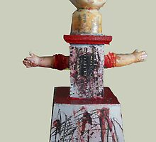 pin-up doll, 2010 by Thelma Van Rensburg