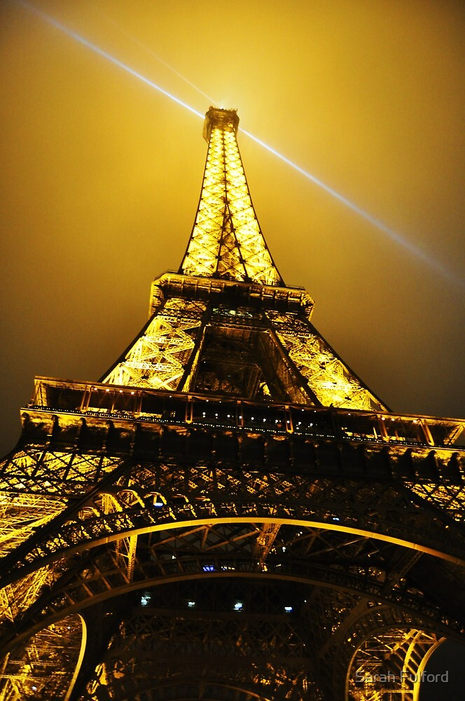 La Tour Eiffel by Sarah Fulford