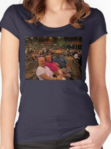 """""""The Three Amigos""""... prints and products Women's Fitted Scoop T-Shirt"""
