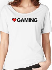 Love Gaming Women's Relaxed Fit T-Shirt