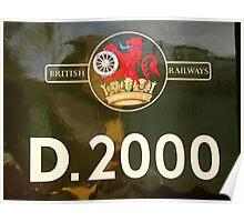 D2000 Poster