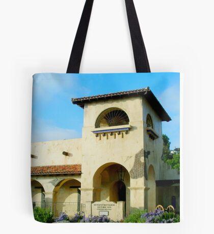 Historic site Tote Bag