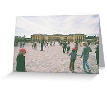 Schönbrunn Greeting Card
