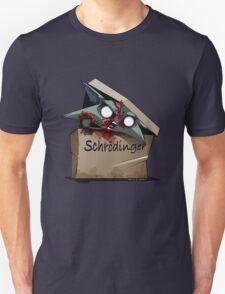 Schrödinger's Cat Solution Unisex T-Shirt