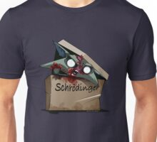 Schrödinger's Cat Solution Unisex T-Shirt