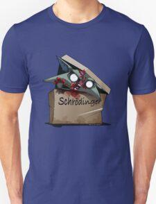 Schrödinger's Cat Solution T-Shirt