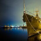 HMCS Haida by Ken  Yan