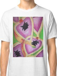 Retro Style Passionfruit Classic T-Shirt