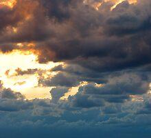 Sunrise in Sicily - Lipari, Italy by ljroberts