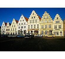 Friedrichstadt, Northern Germany. (1980s) Photographic Print