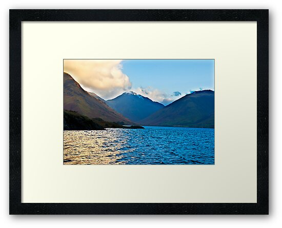 Wasdale Head -Wastwater by Trevor Kersley