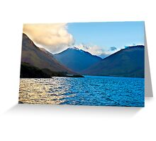 Wasdale Head -Wastwater Greeting Card