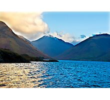 Wasdale Head -Wastwater Photographic Print