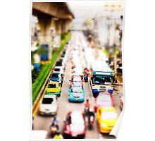 Bangkok Miniature Poster